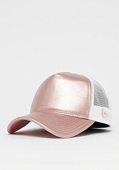 New Era Metallic Trucker pink/gold