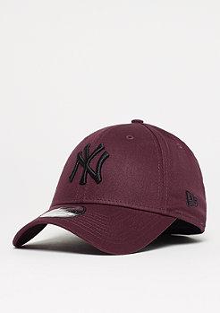 New Era 39Thirty MLB New York Yankees black/maroon