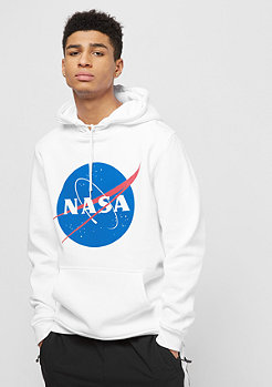 Mister Tee Hooded-Sweatshirt Astronaut white