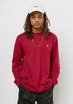Carhartt WIP Chase blast red/gold