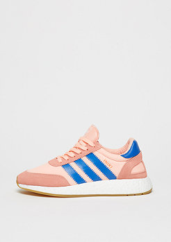adidas Schuh Iniki Runner haze coral/blue/gum