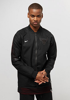 NIKE Chicago Bulls Jacket NBA black