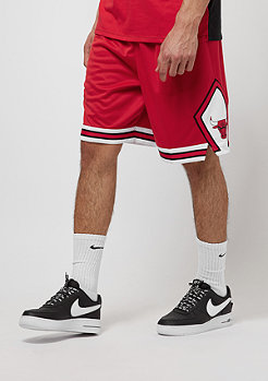NIKE Short NBA Chicago Bulls university red/white