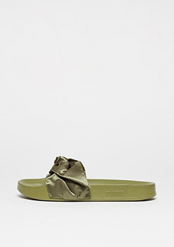 Puma Fenty by Rihanna Bow Slide olive branch