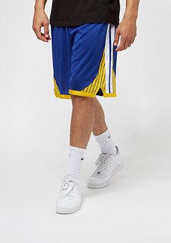 NIKE NBA Golden State Warriors rush blue/white/amarillo