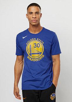 NIKE Basketball NBA Golden State Warriors Curry rush blue