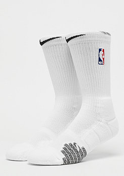 NIKE NBA Nikegrip Quick Crew white/black