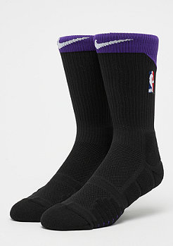 NIKE NBA Elite Quick Crew black/field purple/white