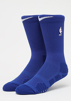 NIKE Elite Quick Crew NBA rush blue/white