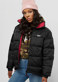 SNIPES Reversible Puffer red/black