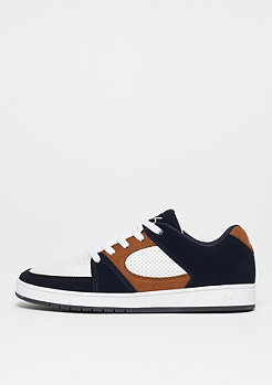 éS Accel Slim navy/tan/white