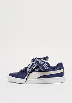 Puma Basket Heart blue depths/white