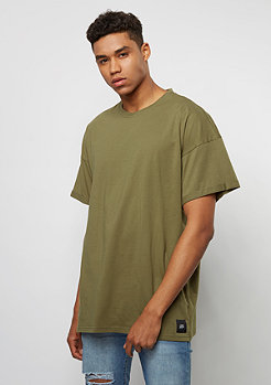 Sixth June Dropshoulder Basic khaki