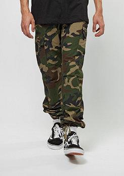 Urban Classics Pantalon cargo Camo woodcamo