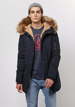 Sixth June Parka Fur navy/blue
