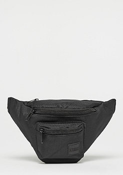 Urban Classics Triple-Zip Hip Bag black/black