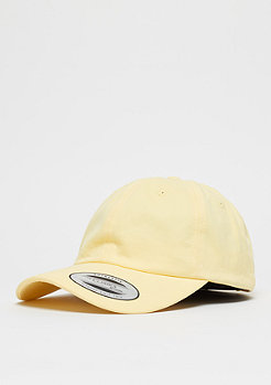 Flexfit Peached Cotton Twill Dad yellow