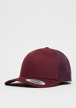 Flexfit Retro maroon