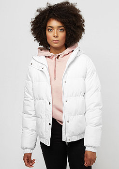 Urban Classics Hooded Puffer white