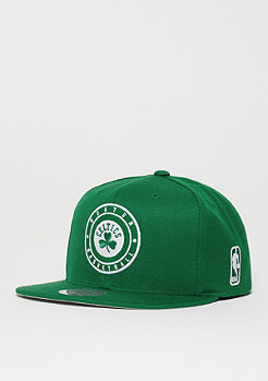 Mitchell & Ness Circle Patch Team NBA Boston Celtics green