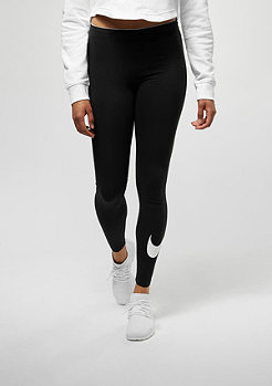 NIKE Sportwear Leggins black/white