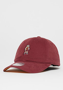 Mitchell & Ness Team Mascot Slouch NBA Cleveland Cavaliers burgundy