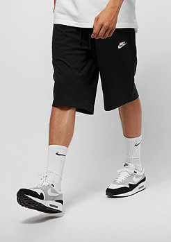 NIKE Sportswear Short Jersey Club black/white