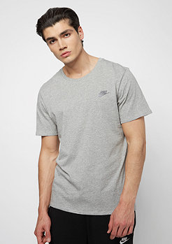 NIKE Sportswear Tee dk.grey heather/cool grey