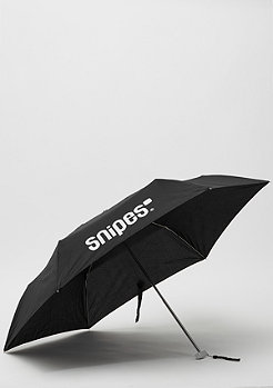 SNIPES Basic Logo Umbrella black