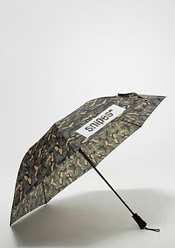 SNIPES Basic Logo Umbrella 2.0 camo