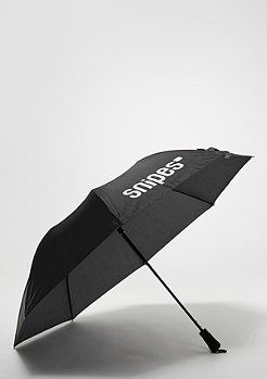 SNIPES Basic Logo Umbrella 2.0 black
