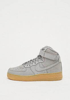 NIKE Air Force 1 High WB GS medium grey/medium grey-black