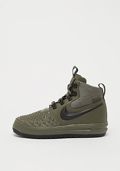 NIKE Lunar Force 1 Duckboot '17 (GS) medium olive/black-wolf grey