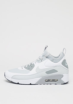 NIKE Air Max 90 Ultra Mid white/pure platinum/wolf grey