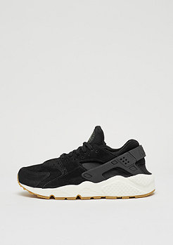 NIKE Wmns Air Huarache Run SD black/deep green/sail
