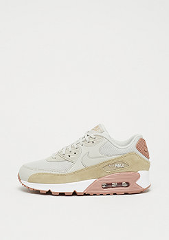 NIKE Wmns Air Max 90 light bone/mushroom-particle pink-white