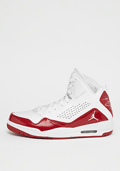 JORDAN SC-3 white/white/gym red
