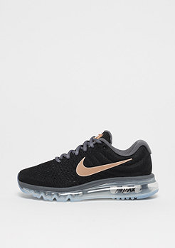 NIKE Running Wmns Air Max 2017 black/metallic red bronze/dark grey