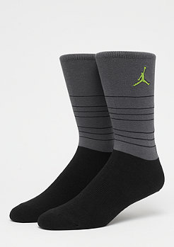 JORDAN Jordan 13 Crew black/anthracite/altitude green