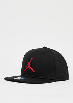 JORDAN Jumpman black/university red