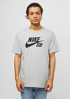 NIKE SB Logo dark grey heather/black