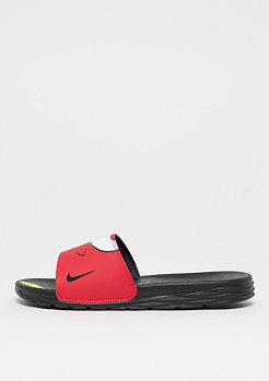 NIKE Benassi Solarsoft NBA university red/white-black