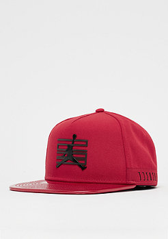 JORDAN 11 Snapback gym red/gym red/black