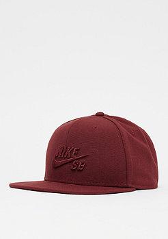 NIKE SB Pro dark team red/dark team red