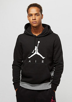 Jordan Jumpman Air GFX Fleece PO black/carbon heather
