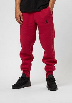 JORDAN Flight Fleece WC Pant gym red/black