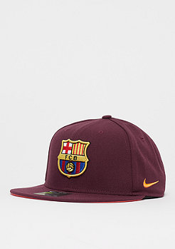 NIKE True Core FC Barcelona FCB night maroon/hyper crimson