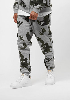 NIKE Jogger CF AOP FLC Club dark grey heather