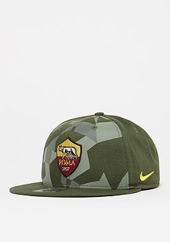 NIKE True Premium A.S. Roma cargo khaki/black/university gold
