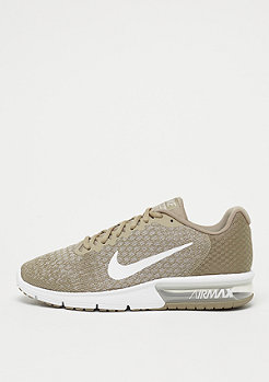 NIKE Air Max Sequent 2 khaki/white-string-white